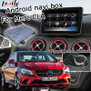Lsailt Android GPS Navigation System for Mercedes Benz Cla Ntg 5.0 Comand Andio20 Video Interface Youtube Waze Yandex Carplay Android Auto Optional