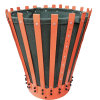 Canvas Cementing Basket for Oilfield Use