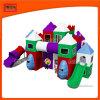 Small Children Indoor Plastic Playground Equipment for Entertainment