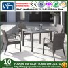 Rattan Wicker Furniture Garden Dining Table Set (TG-166)