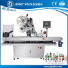 Horizontal Automatic Vial Small Bottle Sticky Label Labeling Machine