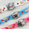 Wholesale Chidlren Cartoon Watch with Frozen Cartoon Style