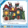 Beautiful Resin Mini House Decoration Christmas Ornament