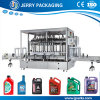 Automatic Lubricating Oil Liquid Keg & Bottle Filling Machine