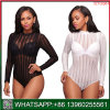 China New Style Long Sleeve Transparent Sexy Underwear for Women