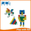 Environmental Plastic Building Blocks for Day Care Centers