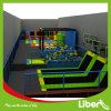 Gym Indoor Trampoline with Excellent Foam Pit