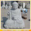 Natural Stone Granite Temple Buddha Carved Buddha Statue