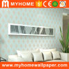 Non Woven Backed Pure Paper Wall Covering for Home Decoration