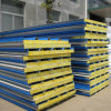 Building Materials Insulated Decorative Rock Wool Sandwich Partition Roof Panel