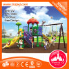 Park Exercise Equipment Outdoor Swing Set Facility for Kids