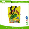 Custom Heavy Duty Tote PP Woven Shopping Bags with Button