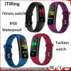 Distributor Fashion Color Tfttouch Screen GPS Tracking Fitness Sport Smart Bracelet Watch Men′s Watch
