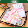 Reusable Travel Popular Transparent PVC Bag with Zipper