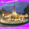 Sculpture Fountain for Square or Garden Decoration