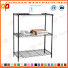 Popular Metal Home Office Wire Storage Display Shelves Racking (ZHW172)