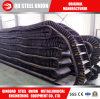 Corrugated Sidewall Rubber Conveyor Belt Made of Nature Rubber