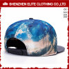 2016 Custom Sublimation Print 6 Panel Baseball Cap