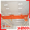 Overhead Double Girder Bridge Crane Open Winch Crane