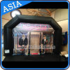 Mobile Automatic Inflatable Spray Booth, Used Paint Portable Spray Booth