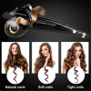 Magic Hair Curler with Comb Hair Curling Iron with Brush