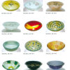 Glass Bathroom Sinks with SGS Certificated