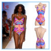 Lady Sexy Printing One-Piece Swimwears