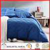 Microfiber Check Pattern Solid Bed Sets Df-8819