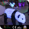 Xmas 3D Sculpture Light Panda Decoration