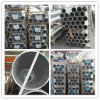 Cold Drawn Seamless Aluminum Alloy Hollow Round Pipe 2A12 T4