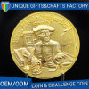 High Quality Die Brass Gold Plated Challenge Coins Metal Souvenir Coins