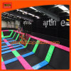 Mich Floor Jumping Trampolines Fitness with Handrail