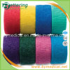 "1"" Width Non Woven Cohesive Bandage with Mixed Colour"