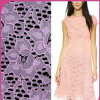 Scalloped Elastic Lace Fabric for Wedding Dress and Garments