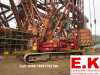 Used America Hydraulic Manitowoc Crawler Construction Machinery (M250)