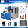 Semi-Auto 4 Cavities Pet Bottle Blowing Molding Machine