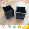 Equal Square Plastic End Cap for Steel Tubes