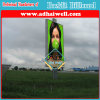 Outdoor Backlit Advertising Display Steel Structure