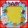 Mouse PVC Photo Frame for Baby Photo Frame