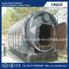Waste Tyre Rubber Plastic Pyrolysis to Diesel Oil Gasoline Equipment