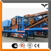 Mobile Stone Jaw Crusher for Primary Crushing