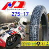 Soncap Certificated for Nigeria 275-17 Motorcycle Tyre