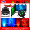 Hot 10W X 7PCS RGB 3-in-1 LED Flat PAR DJ Light