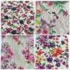Flower Print Embroidery Lace Other Design and Color