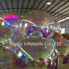 Show Inflatable Ball Mirror Balloon for Advertising with LED Light