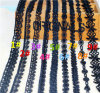 Wholesale Black Chemical Lace for Lingerie