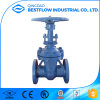 Cast Iron Knife Gate Valves with Flow Direction Pn10
