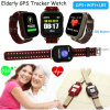 Touch Screen Adult GPS Tracker Watch with Heart Rate (D28)