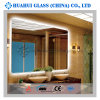 Intelligent High-End Hotel Custom Anti-Fog LED Backlighting Wash Basin Bathroom Mirror