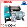 Electric Lifting Winch with Failsafe Brake and High Safety